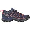 Salomon X Ultra Prime Hiking Shoes Women nightshade grey/deep blue/coral punch